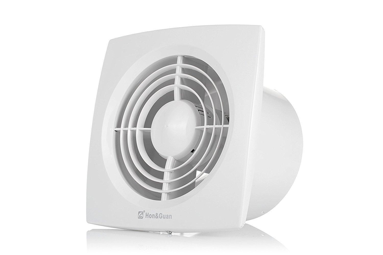 Honguan 6 39 39 Home Ventilation Fan Bathroom Garage Exhaust Fan Ceiling And Wall Ebay