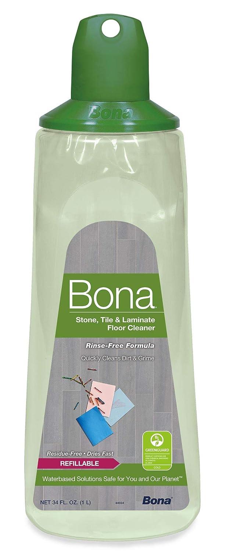 Bona Stone, Tile & Laminate Floor Cleaner Refillable Cartridge, 34 oz