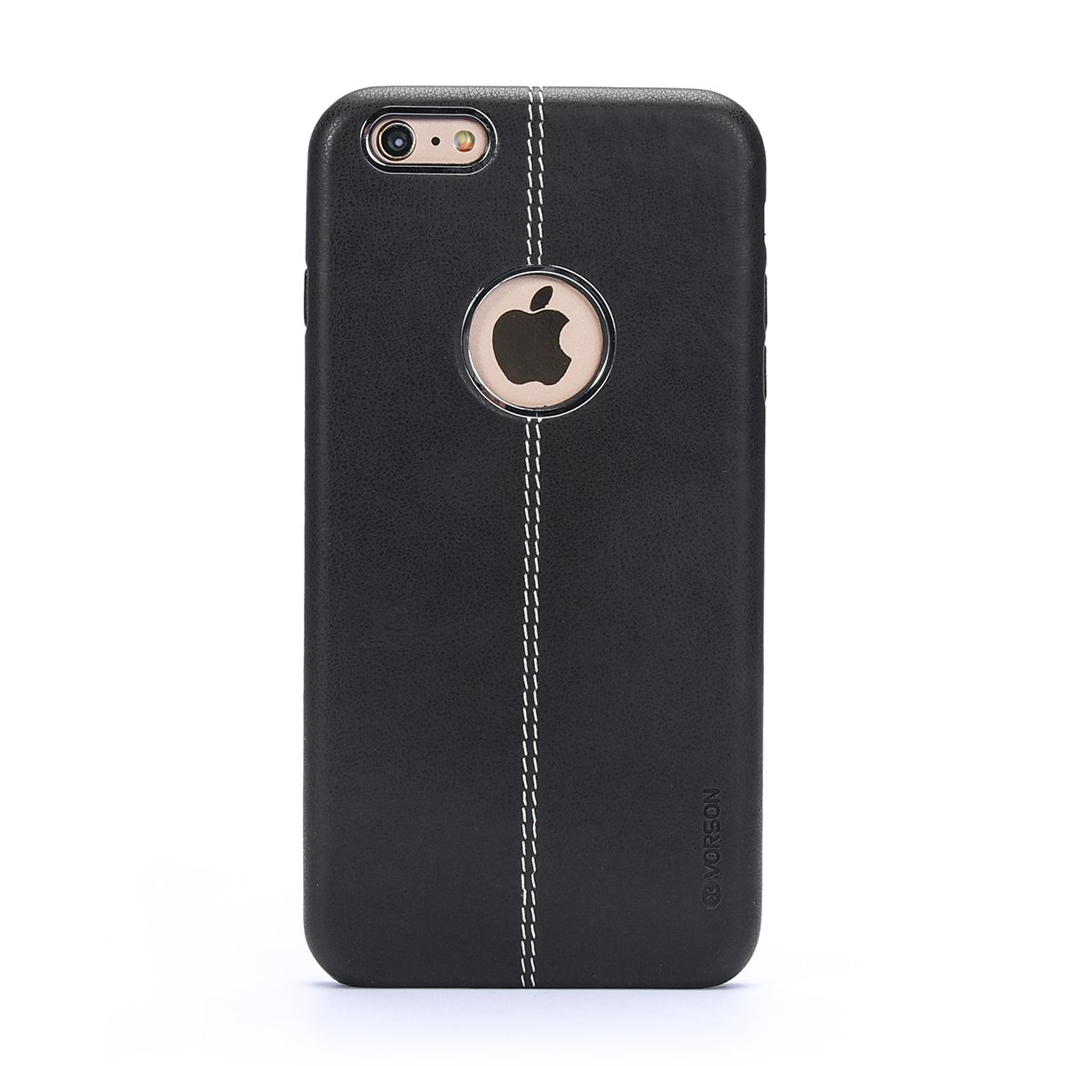 6s Case,iPhone 6 Case Slim Fit,High-grade Leather Soft Simple Cover Case for Apple iPhone 6 / 6S -Black