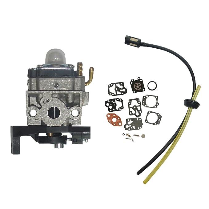 JRL carburador filtro de gasolina, kit de reconstrucción ...