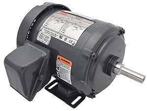 Dayton 2N866 Motor, 3/4 HP, 3 Phase