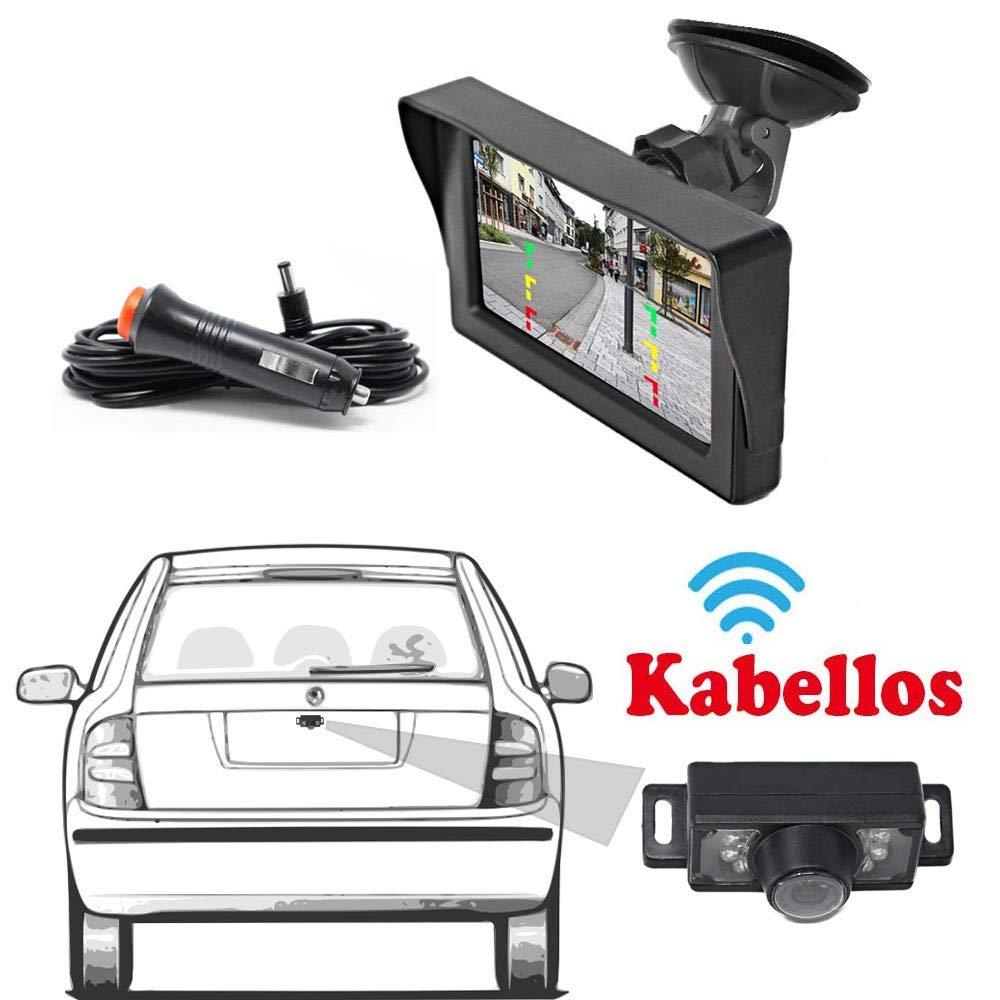 Transporter Drahtlose Kamera für KFZ PKW Auto Bis zu 5 Jahre