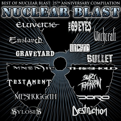 Best of Nuclear Blast: 25th Anniversary Compilation