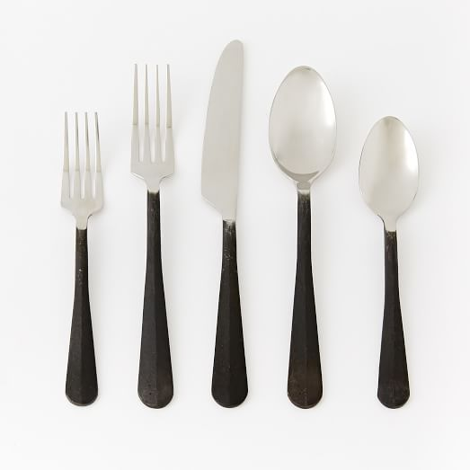 Ridge Flatware | west elm