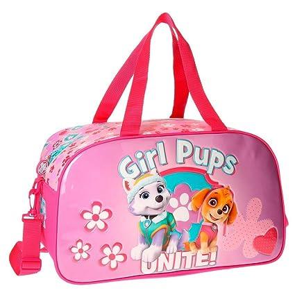 Amazon.com: Paw Patrol - Bolsa de viaje para niñas