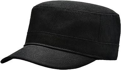 Panegy - Gorra Visera Sombrero para Hombre con Visera Corta ...