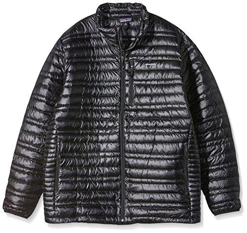 S Nero nbsp;giacca Ultralight Daunenjacke Taglia In Patagonia Colore black nbsp;– Per Uomo Rosso Piuma Upqn7Axw7