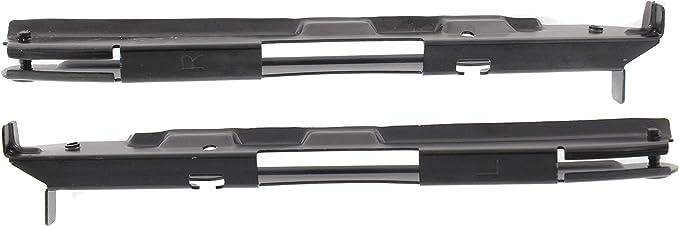 Bumper Bracket For 2006 Mercedes Benz CLS500 Front Left Side Steel