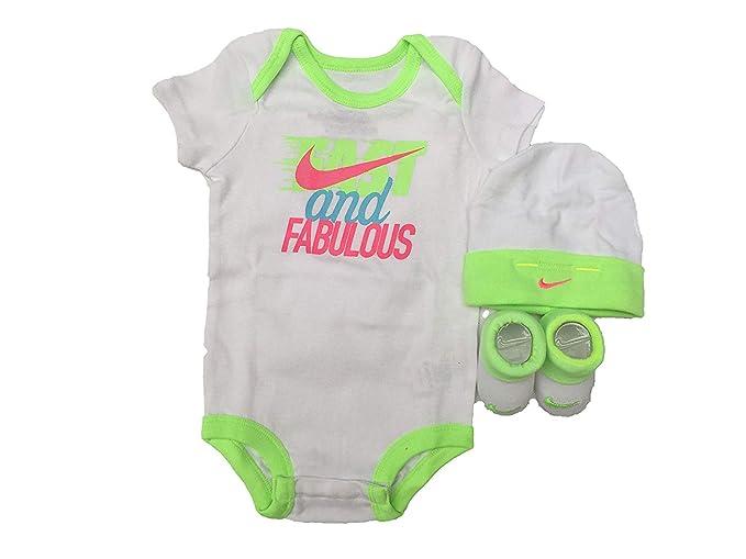 NIKE Infant Babys 3-Piece Bodysuit d5bd62d8556d