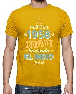 latostadora - Camiseta 1958 60 Aos Haciendo para Hombre