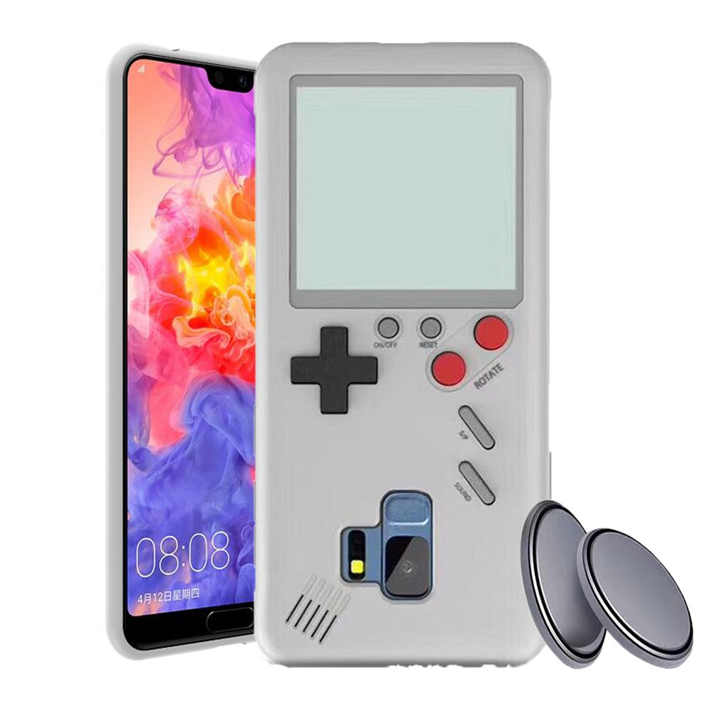 Amazon.com: Travel Lovers Gameboy Style - Carcasa de ...
