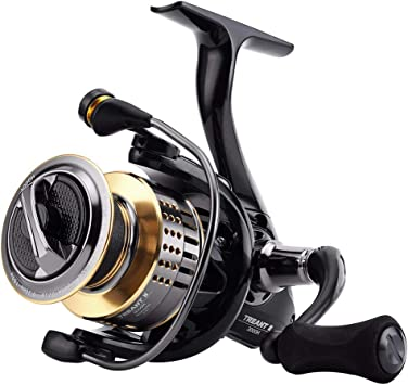 lqgpsx Fishing Reel Spinning Reel 13KG MAX Drag Power Bass Carp ...