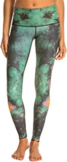 product image for teeki, Women's hot Pant or Legging, Eagle Feather Green, Medium