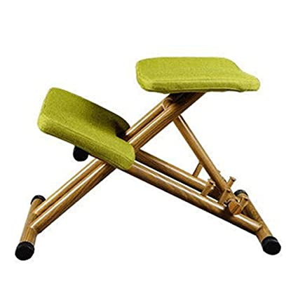 HCJLRSF he yan Long Home Chair, Child Study Chair Computer Kneeling Chair Spine Correction Chair