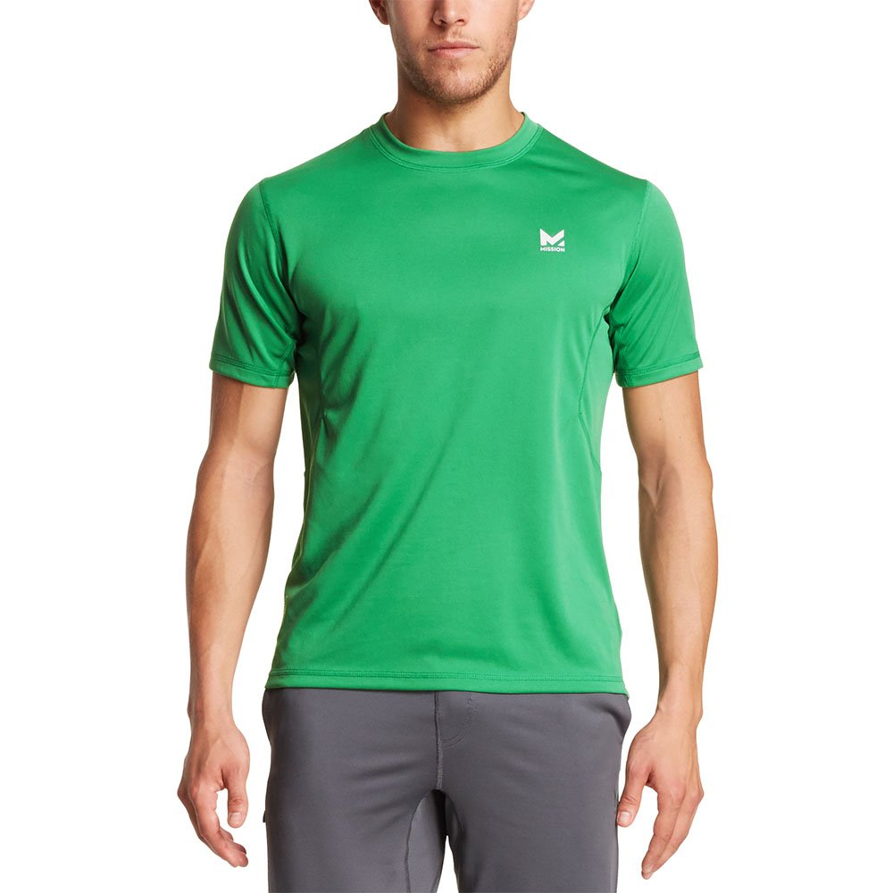 Mission Men's VaporActive Alpha Short Sleeve