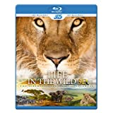 LIFE IN THE WILD 3D - The Serengeti, Africa's Big Adventure (Blu-ray 3D & 2D Version) REGION FREE