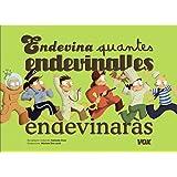 Endevina Quantes Endevinalles Endevinaras? (Vox - Infantil / Juvenil - Català - A Partir De 3 Anys - Col·Lecció Llibres Per Jugar)