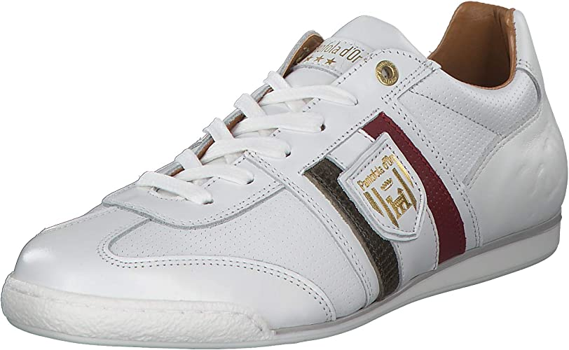 Pantofola d/'Oro Imola Herren Sneaker Weiß