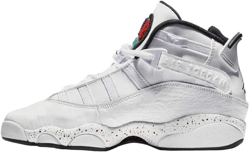 Amazon.com: Nike Boys Jordan 6 Rings (Gs) Zapatos de ...