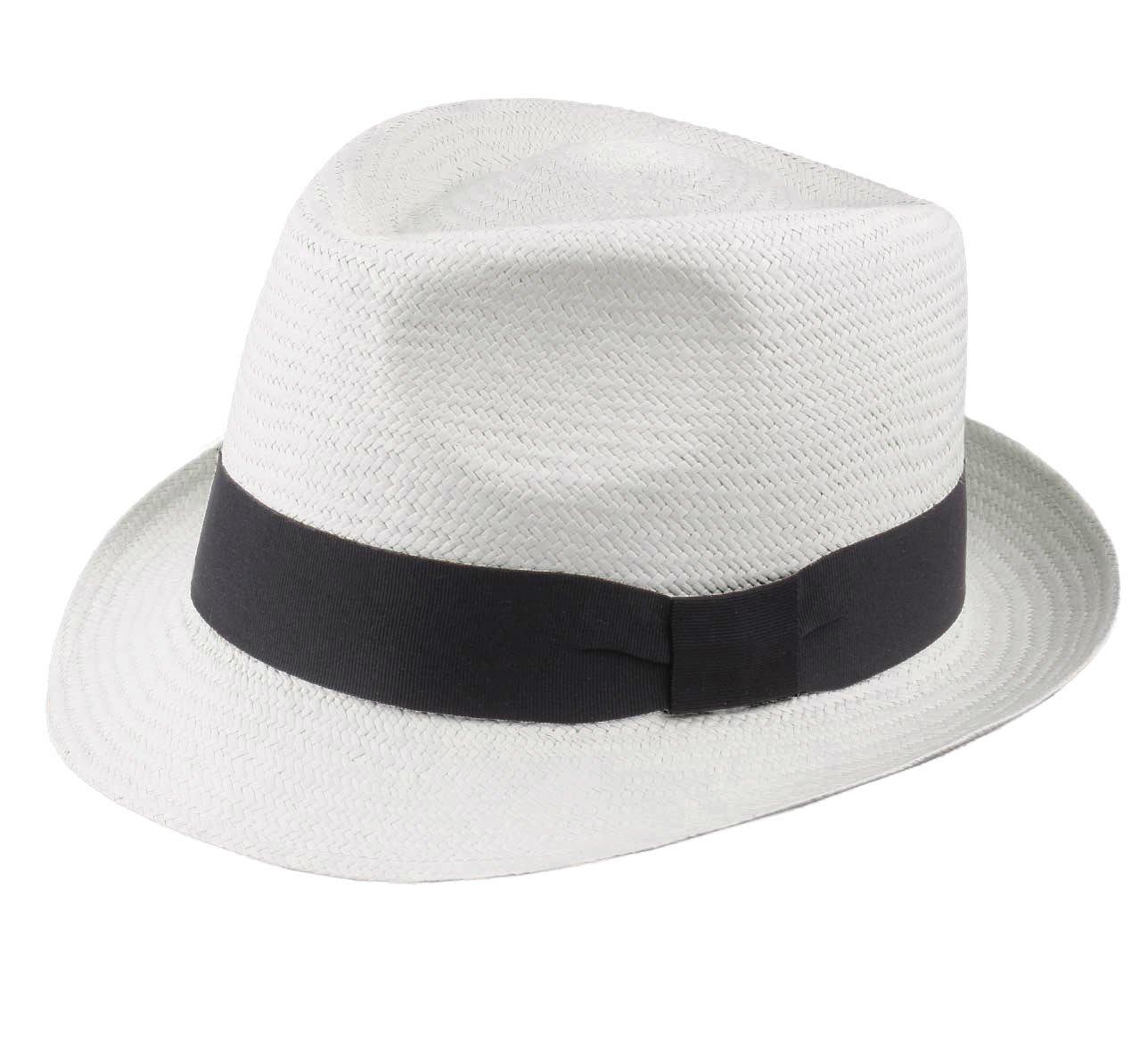 Classic Italy - Cappello Panama uomo Panama Cubano 964e44d5879a