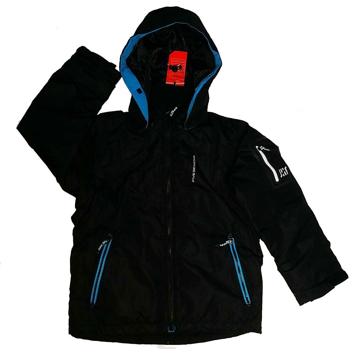 8f4dd57182 Five Seasons Boys Mitch Ski Jacket   Pants Suit  Amazon.co.uk  Sports    Outdoors