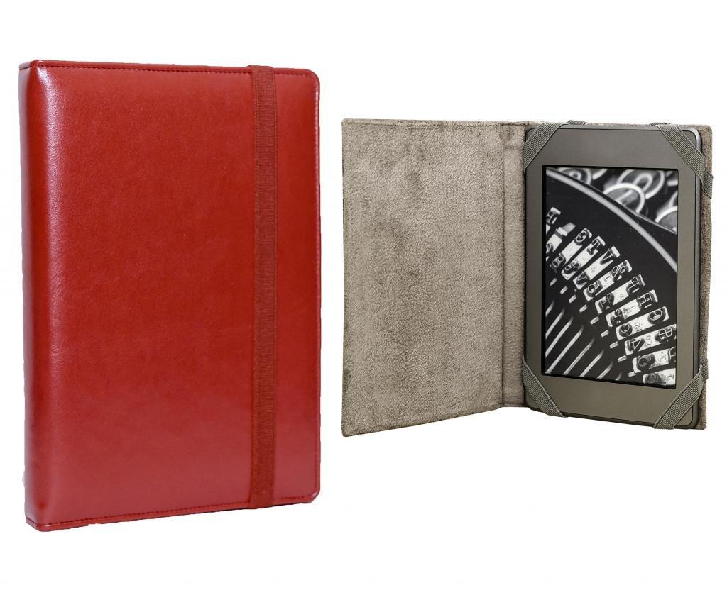 ANVAL Funda para EBOOK TAGUS MAGNO Color Rojo: Amazon.es: Electrónica