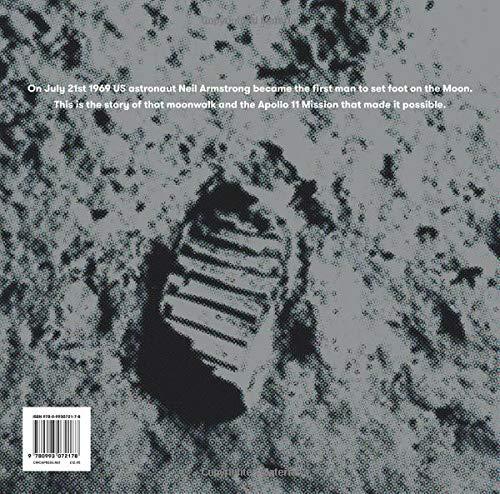Moonwalk: The Story of the Apollo 11 Moon Landing: Jenkins, David, Buckley,  Adrian: 9780993072178: Amazon.com: Books