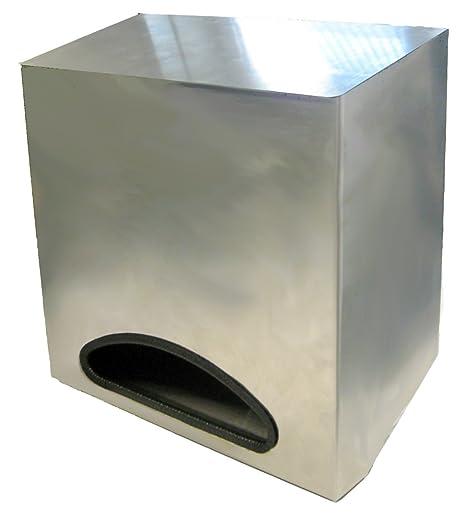 Universal dispensador de acero inoxidable, Multi dispensador desechable para ropa, multifunciones de dispensador,