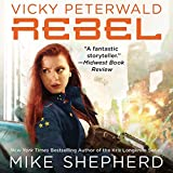Bargain Audio Book - Rebel  Vicky Peterwald  Book 3