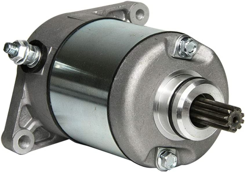 Starter Motor Replacement for Arctic Cat /& Suzuki ATV 400 LT-A400F LT-A400FC Eiger Replaces # 3545-016 3313-719 3545-016 31210-PWB1-900 SM-14241 31100-38F00