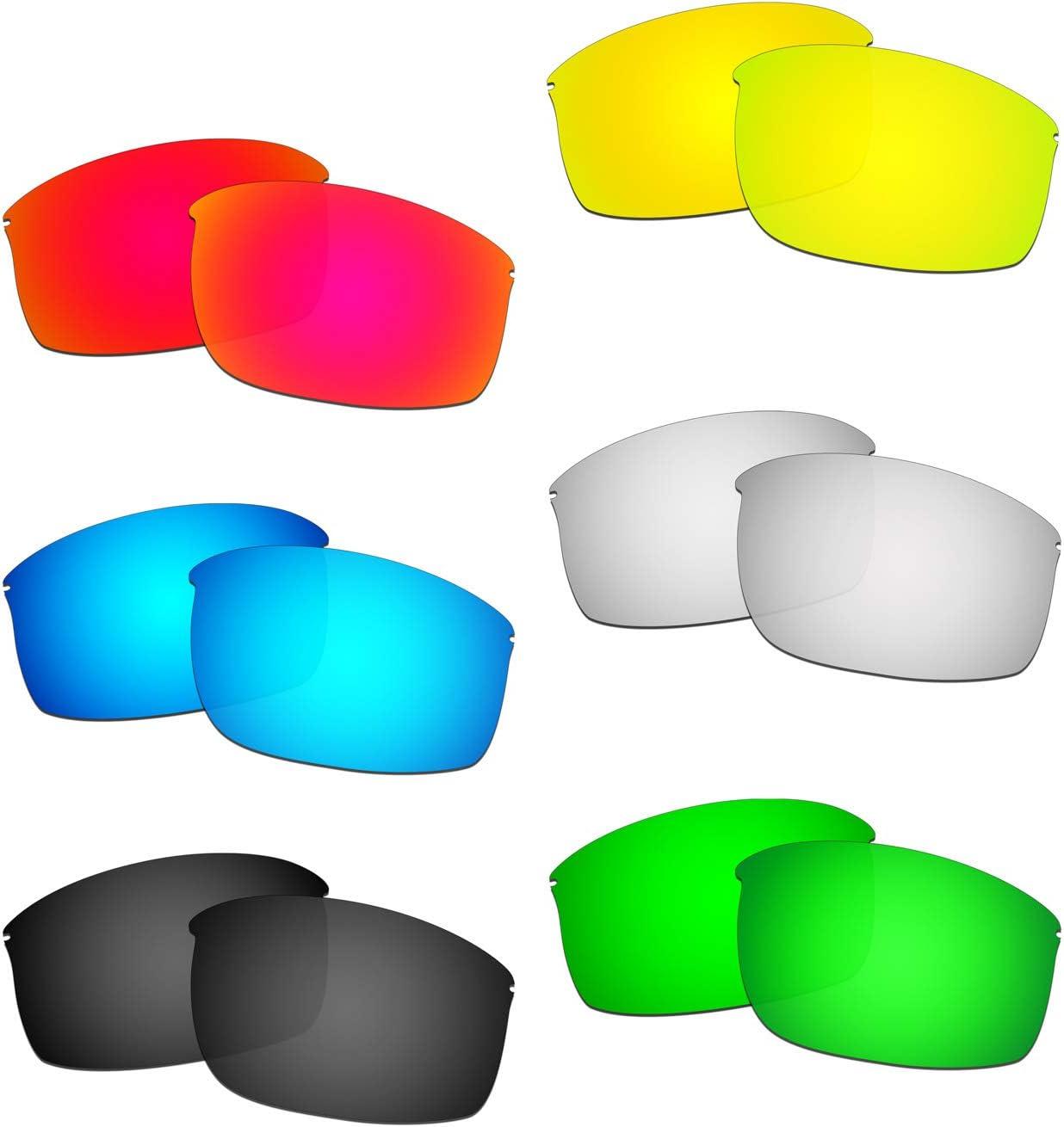 HKUCO する交換用レンズ Oakley Wiretap New 赤/ブルー/ブラック/24 Kゴールド/チタン/グリーン サングラス 赤/ブルー/ブラック/24 Kゴールド/チタン/グリーン