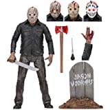 "NECA - Friday The 13th - 7"" Scale Action Figure - Ultimate Part 5 Jason"