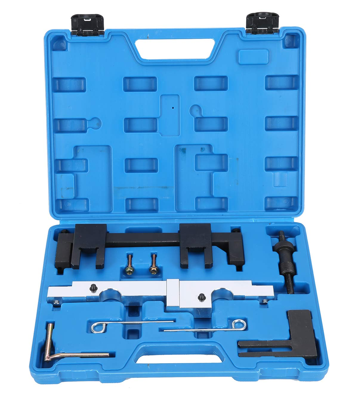 8MILELAKE Petrol Engine Camshaft Alignment Locking Timing Tool Compatible for BMW N43 1.6//2.0