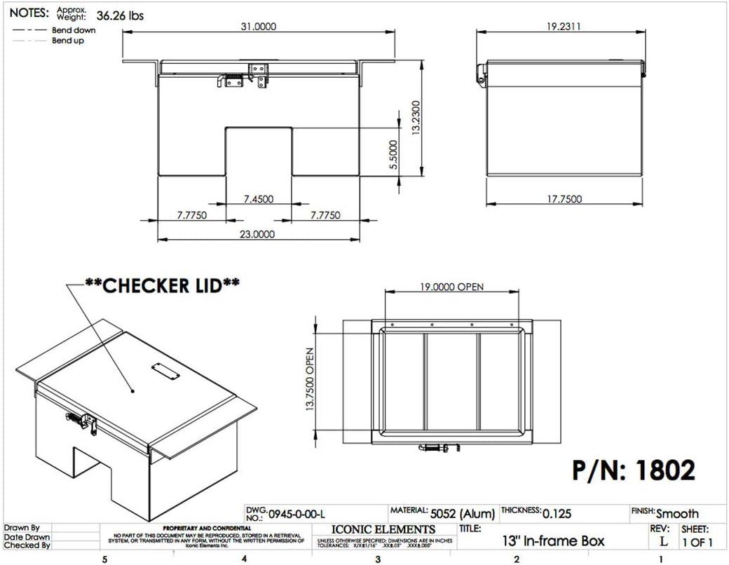 International 9900i Fuse Panel Diagram