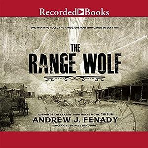 The Range Wolf Audiobook