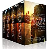 Quentin Black Mystery Collection (Books #1-4): A Paranormal Mystery Romance