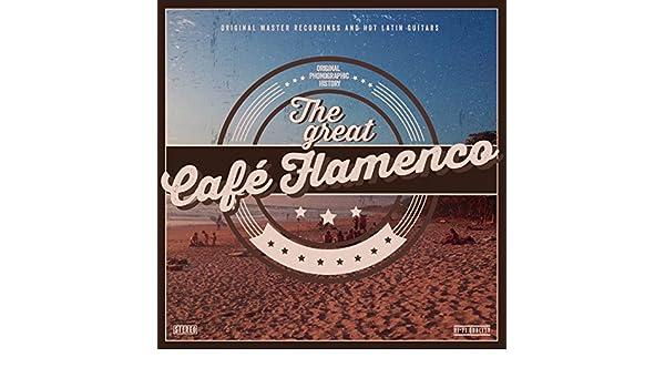 Café Flamenco de Various artists en Amazon Music - Amazon.es
