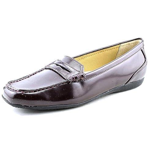Trotters Francie Mujer US 9.5 Marrón Grande Mocasín: Amazon.es: Zapatos y complementos