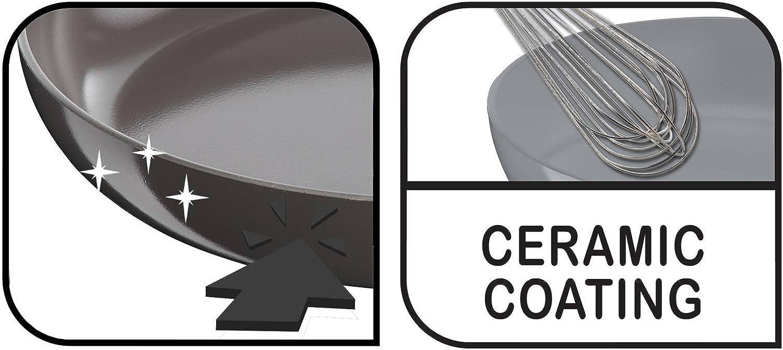 Tefal Ceramic Control/GV5/Aluminium Iron Pan 16 cm Iron Aluminium
