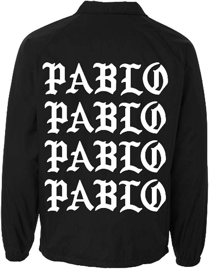Yeezus Black and White Paris Pablo