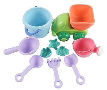 winthome juguetes para nios conjunto de juguete de playa juego de arena de piezas