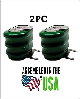 Amazon.com: Varta 3 V450HR - Batería NiMH de 3 pines, 3,6 V ...