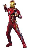 Rubie's Costume Captain America: Civil War Deluxe Iron Man Costume, Large