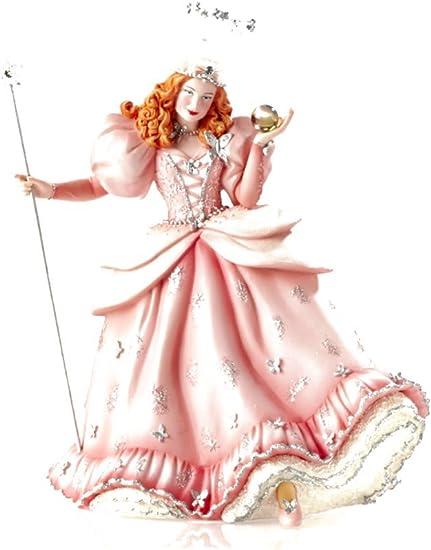 Enesco Warner Bros. Couture De Force Gift Glinda Figurine, 9.25-Inch