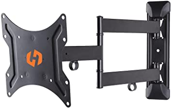 Amazon Com Superior Full Motion Tv Bracket Wall Mount Fits Most 32