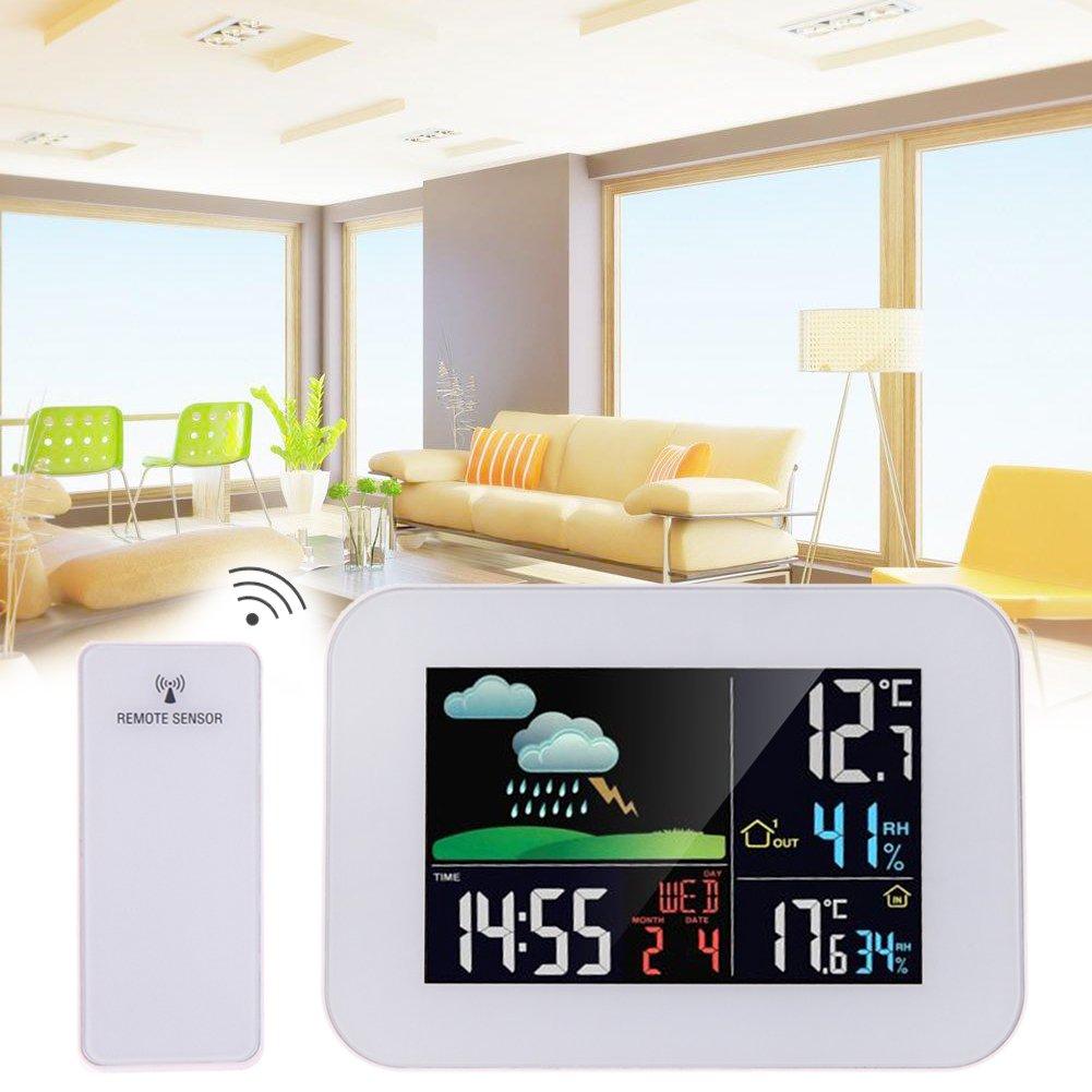 Molie higrómetro termómetro interior Monitor de temperatura ...