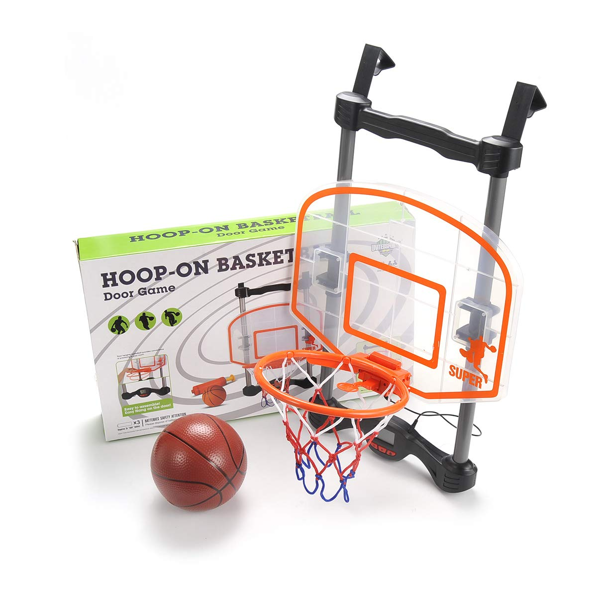 United Sports Electronic Hoop On Basketball Game by United Sports