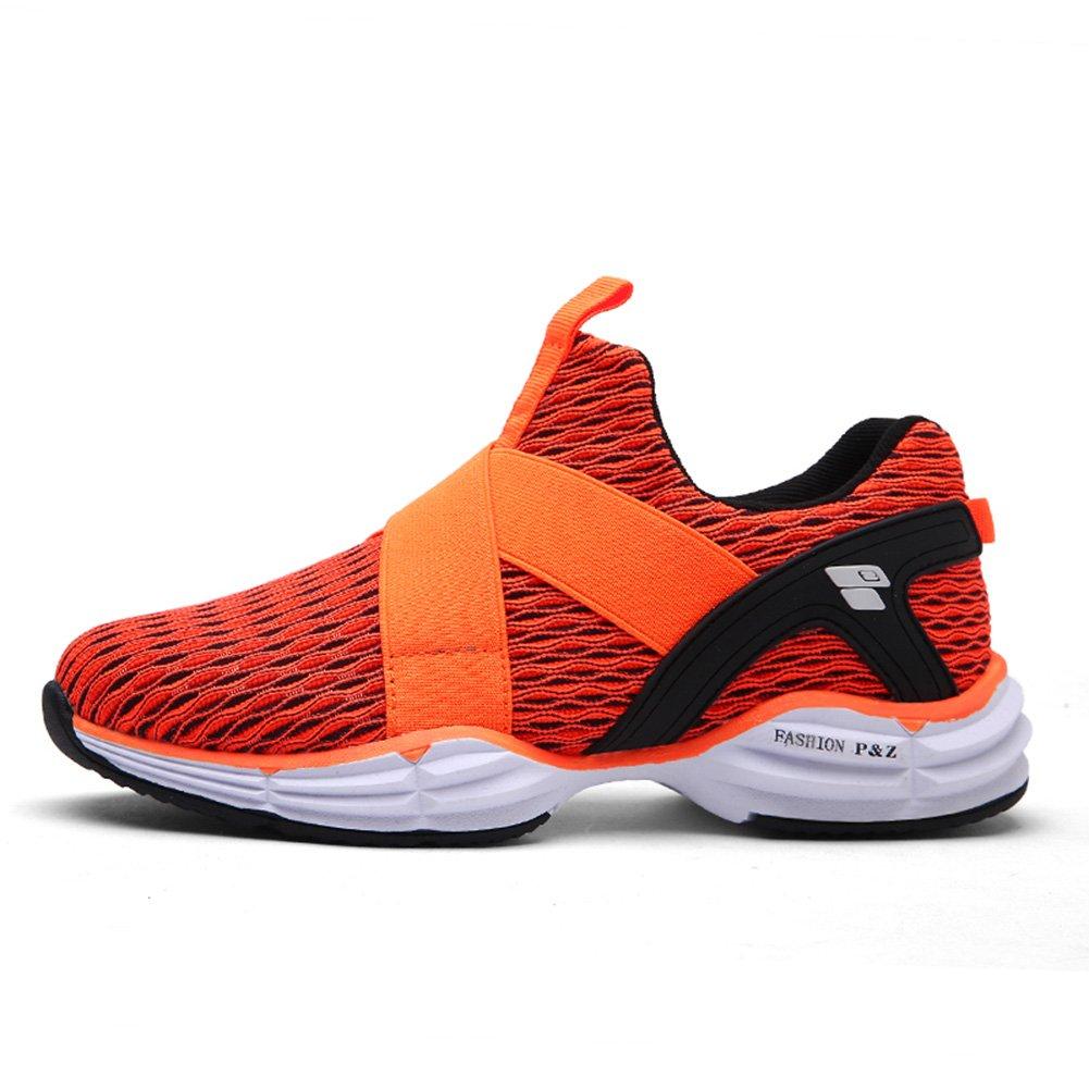 XiXiDe Damen Laufschuhe Laufschuhe Sneaker hellweight Beluuml;ftung Tauml;glich fuuml;r Jungen und Mauml;dchen Tragen  36 EU|Orange