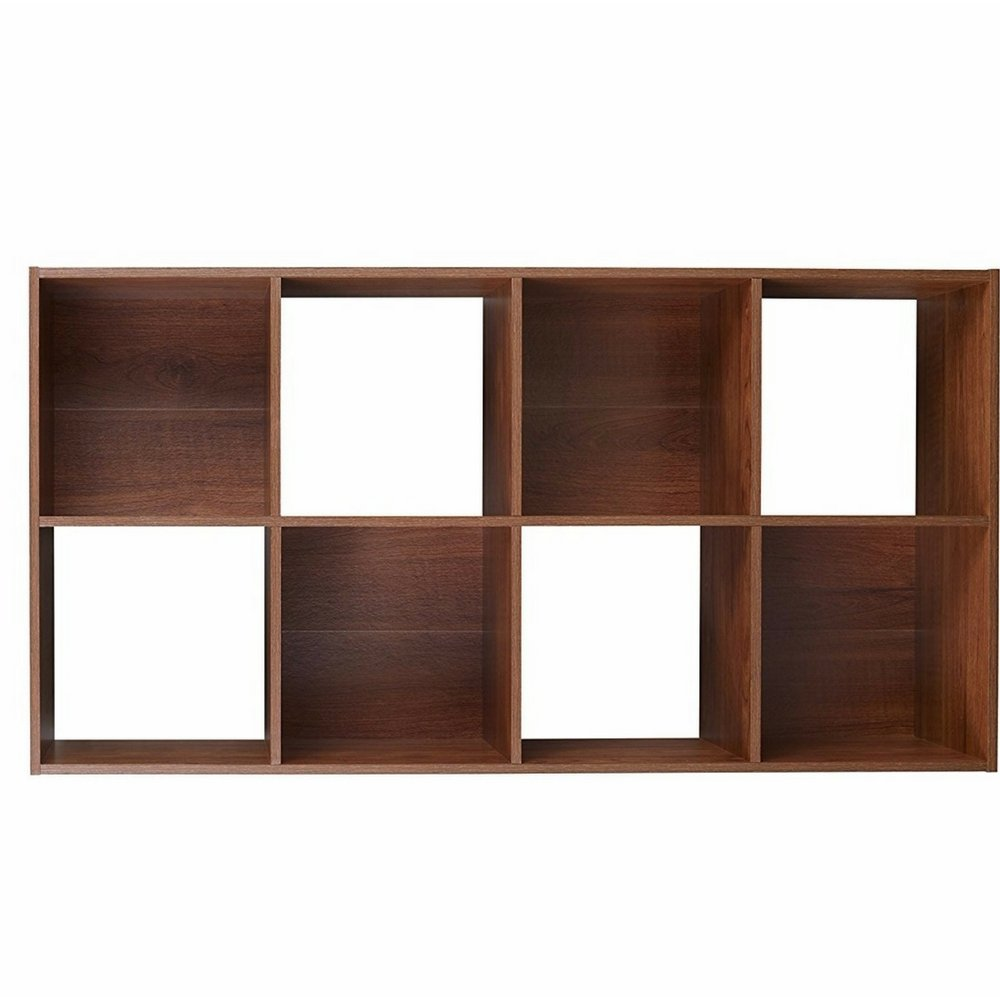 Cubeicals Cube Organizer Modern 8 Cubical Free Standing Sturdy Minimal Contemporary Simple Cubicle Shelving Unit Organizing Cube Floor Organizers Dining Room Storing And eBook By NAKSHOP by CLM