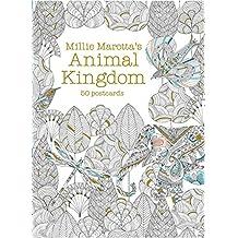 Millie Marotta's Animal Kingdom (Postcard Box): 50 Postcards